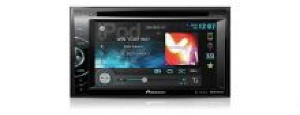 Pioneer avtoradio AVH-X2500BT