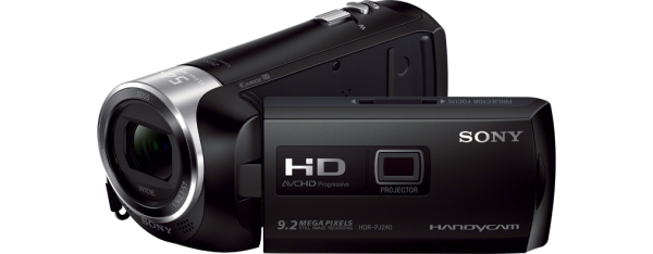 Videokamera Sony HDR-PJ240
