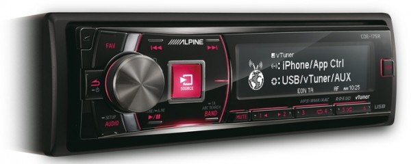 Avtoradio Alpine CDE-175R