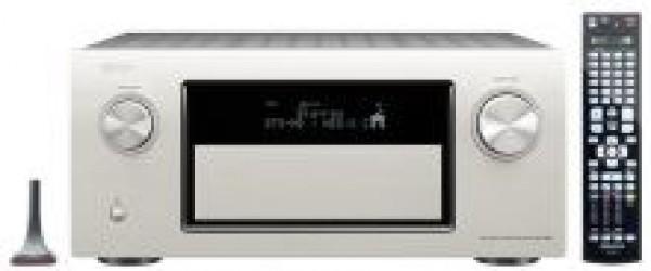 Denon receiver AVR-4520 srebrn