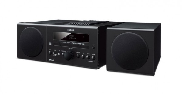 Yamaha MCRB-043 DAB mikro glasbeni stolp - črna