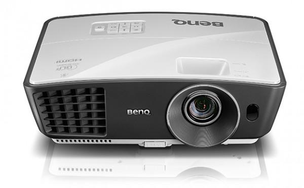 BENQ W750 projektor (DLP, 3D, HD Ready)