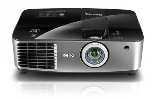 BENQ MX764 projektor (DLP, 3D, HD)