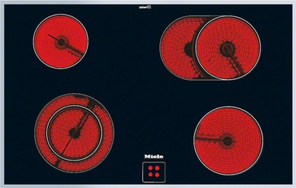 Steklokeramična kuhalna plošča Miele KM 6031