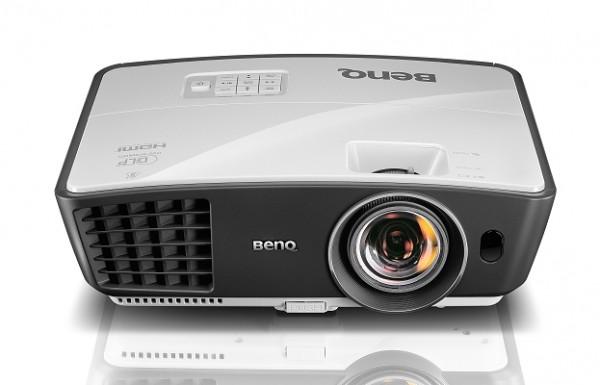 BENQ W770ST projektor (DLP, 3D, HD Ready)