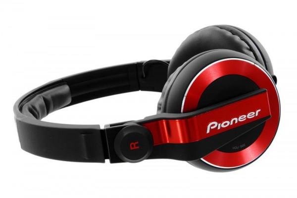 Pioneer slušalke HDJ-500-R