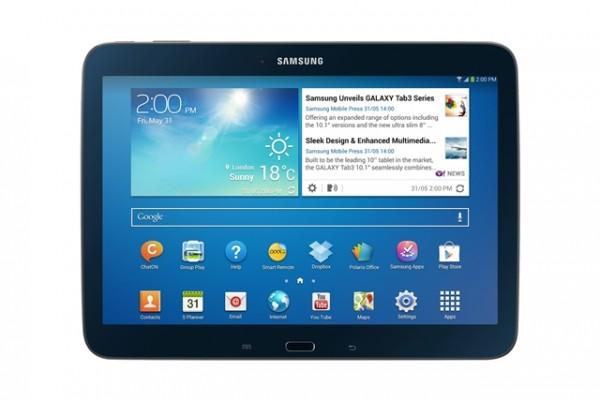Tablični računalnik SAMSUNG TAB3 P5210 16 GB - črn