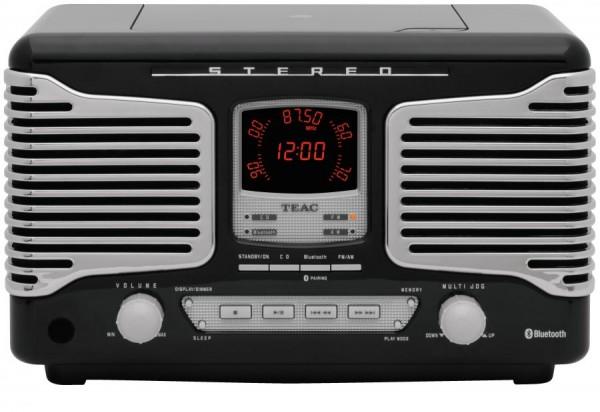 Teac SL-D800BT (Črn) Radio/CD/Bluetooth Sistem - TEAC
