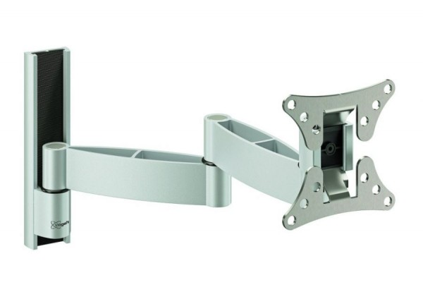 WALL 1045 SILVER TURN 180 WALL MOUNT 17-26 INCH - VOGELS