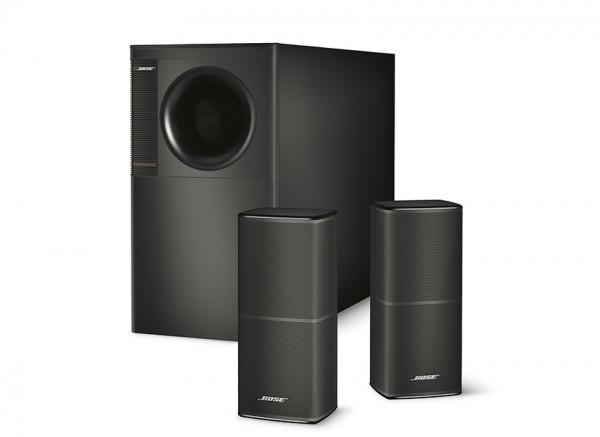 Bose Acoustimass® 5 Series V stereo zvočniški sistem črn