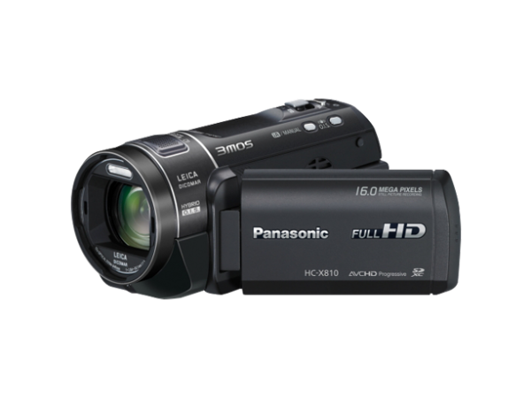 Videokamera Panasonic HC-X810