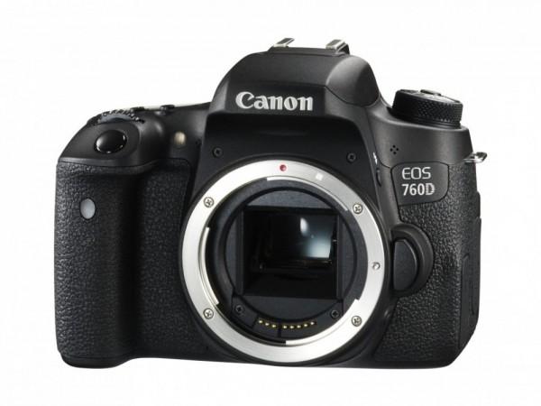 Digitalni fotoaparat Canon EOS 760D (body)
