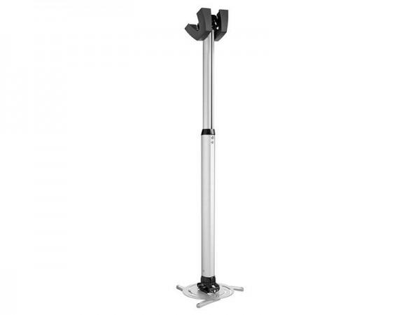 VOGELS PPC 2585 univerzalen stropni nosilec za projektor do 25kg, srebrne barve - VOGELS