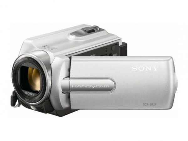 VIDEOKAMERA SONY DCR-SR15E