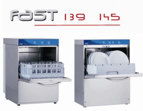 POMIVALNI STROJ ZA KOZARCE ELETTROBAR FAST 150 (pralni cikel 120 sek.)