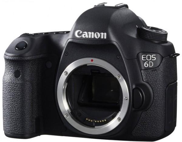 Digitalni fotoaparat Canon EOS 6D - ohišje