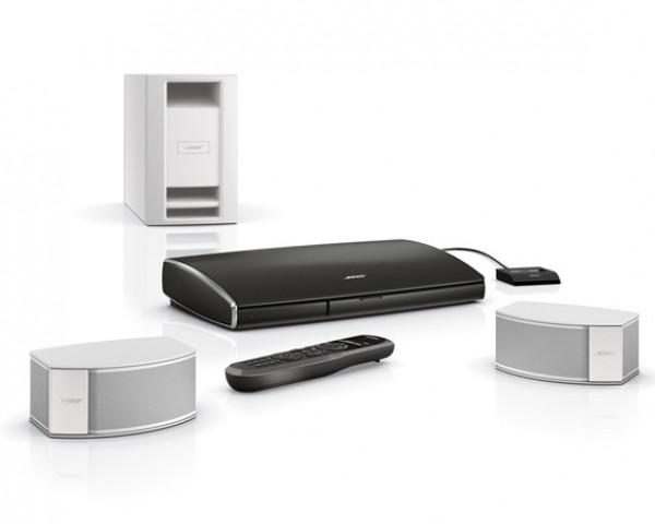 Bose Lifestyle® 235 Series II sistem za domači kino bel