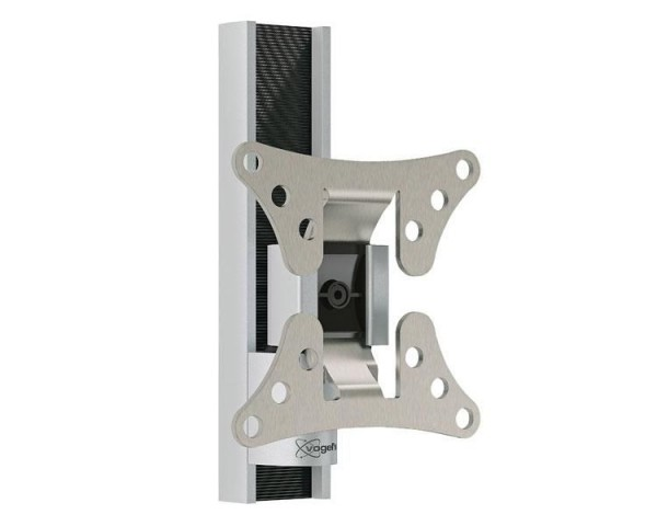 WALL 1020 SILVER TURN 60 WALL MOUNT 17-26 INCH - VOGELS