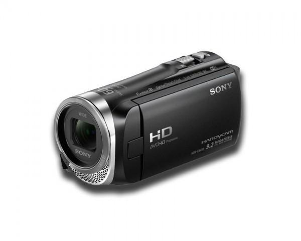 Videokamera SONY HDR-CX450B Full HD na bliskovni pomnilnik