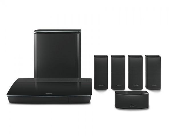Bose Lifestyle 600 SoundTouch domači kino