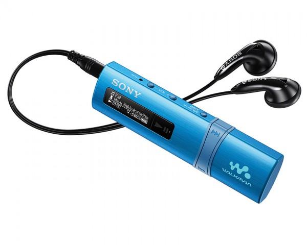 Walkman z vgrajenim USB in radiem SONY NWZ-B183FL