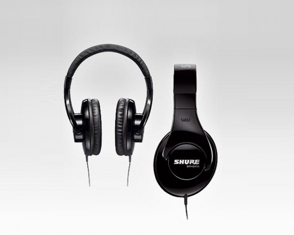Naušesne slušalke SHURE  SRH240A-E