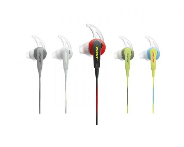 Bose SoundSport™ ušesne slušalke za Apple Power rdeča