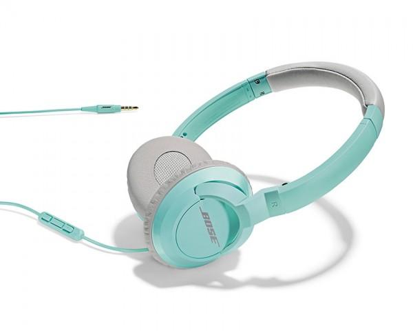 Bose SoundTrue™ OE naušesne slušalke menta