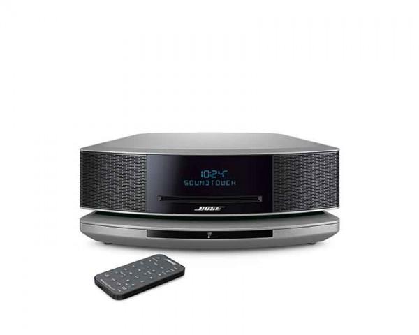 Bose Wave® SoundTouch™ IV Wi-Fi glasbeni sistem srebrn