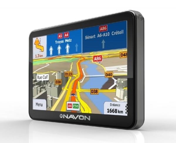 Navigacijski sistem Navon N760 Truck + Navteq Full Europe kartografija