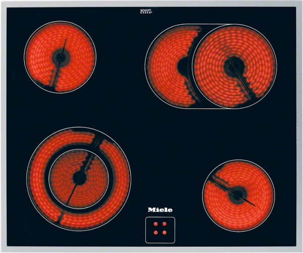 Steklokeramična kuhalna plošča Miele KM 6023