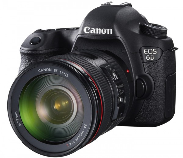 Digitalni fotoaparat Canon fotoaparat EOS 6D kit 24mm-105mm