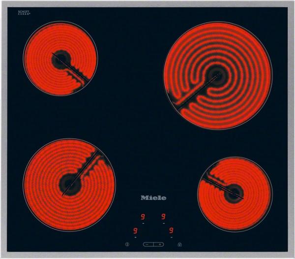Steklokeramična kuhalna plošča Miele KM 5600
