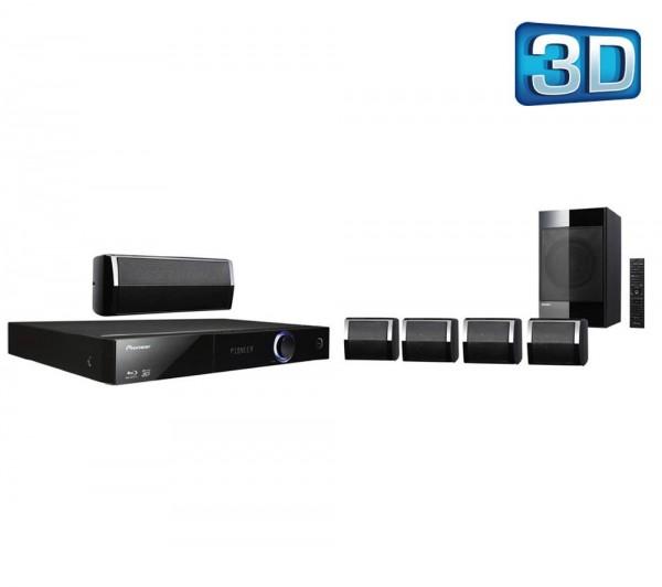 Hišni kino Pioneer BCS-222 3D