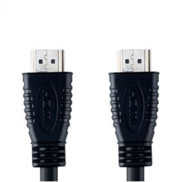 Bandridge Valueline HDMI HS + Ethernet Cable HDMI-A M - HDMI-A M 5.0m - BANDRIDGE