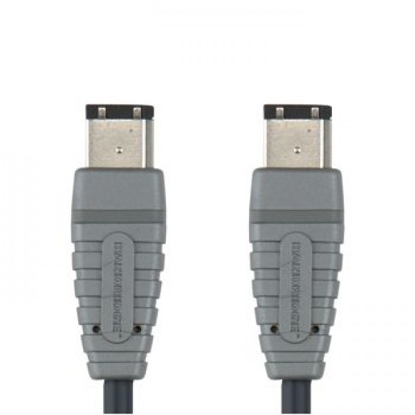 BANDRIDGE COMPUTER BCL6002 FireWire 6-6 kabel 2m - BANDRIDGE