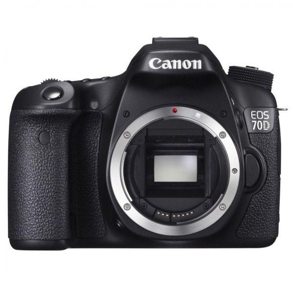 Digitalni fotoaparat CANON EOS 70D WIFI ohišje