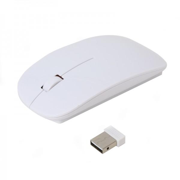 Optična brezžična miška OMEGA OM414, USB nano sprejemnik, 1000dpi, 3 tipke, modra