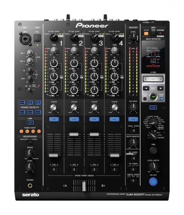 Pioneer dj mešalna miza DJM-900SRT