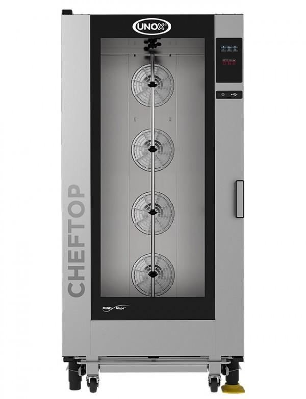 Električna parno konvekcijska pečica UNOX XEVC-2011-E1R one 20 GN 1/1
