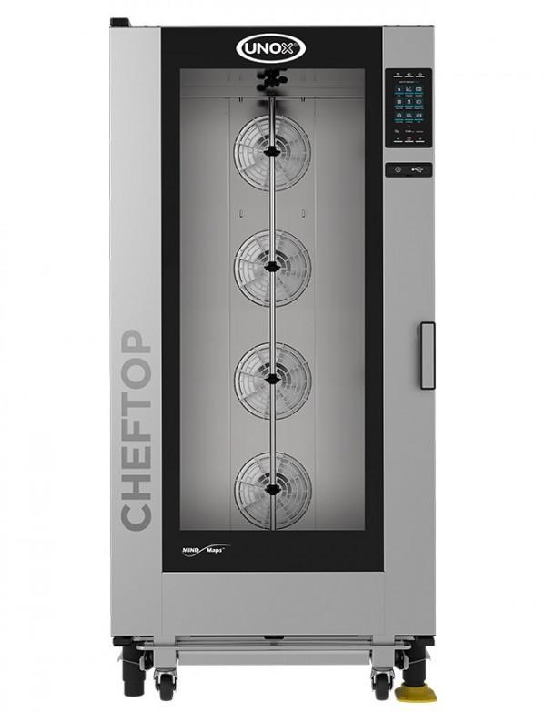 Električna parno konvekcijska pečica UNOX XEVC-2011-EPR  plus 20 GN 1/1