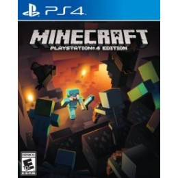 Playstation PS4 igra Minecraft