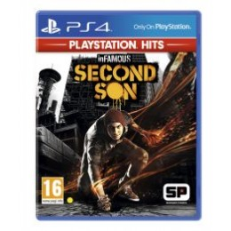 Playstation PS4 igra inFamous Second Son HITS
