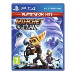 Playstation PS4 igra Ratchet & Clank HITS