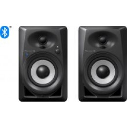 Pioneer DM-40BT DJ zvočniki - črni