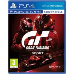 Playstation PS4 igra Gran Turismo Spec II