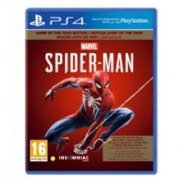 Playstation PS4 igra Marvel´s Spiderman GOTY