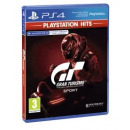Playstation PS4 igra GT Sport HITS