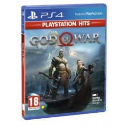 Playstation PS4 igra God of War HITS