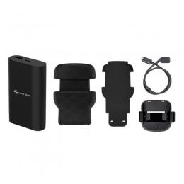 HTC Vive komplet kablov, naglavna blazina, baterijska shramba, držalo